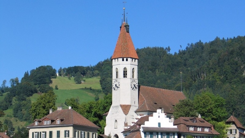 Городская церковь Туна