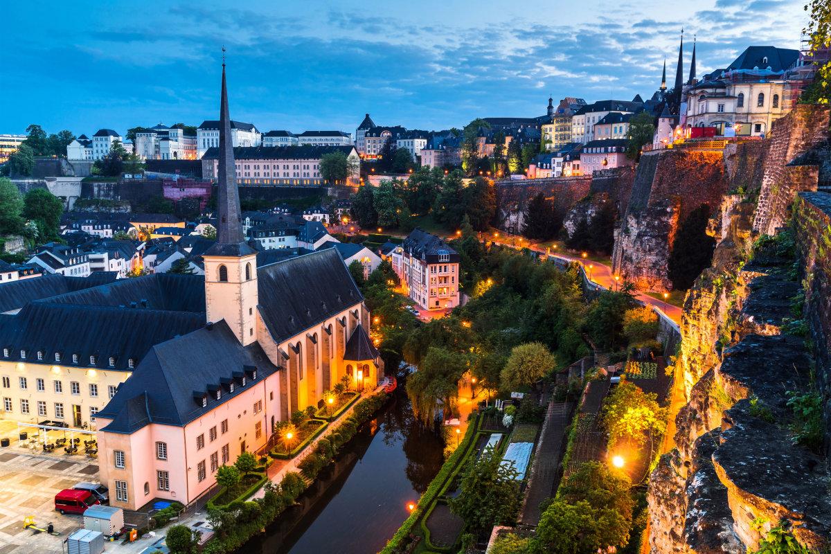 Люксембург – одна из самых маленьких стран мира