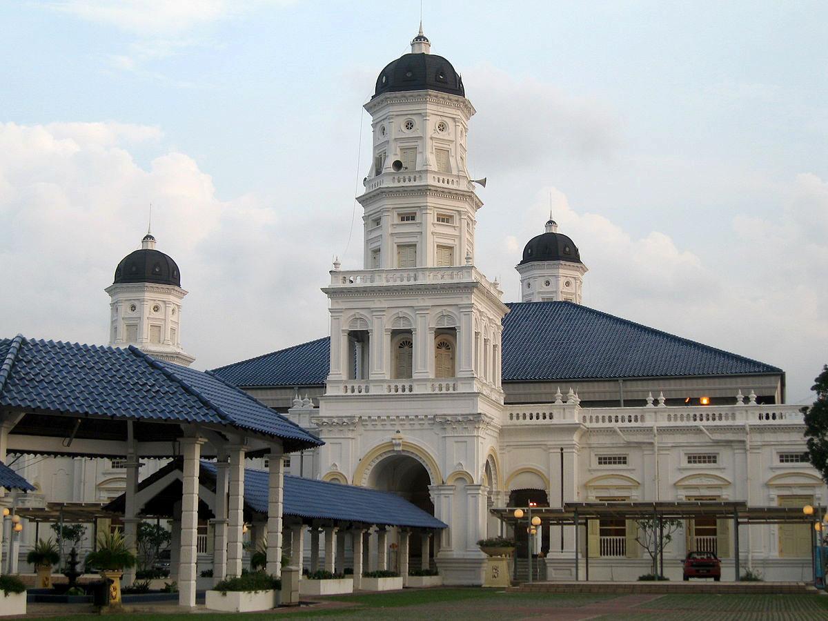 Мечеть Султана Абу Бакара