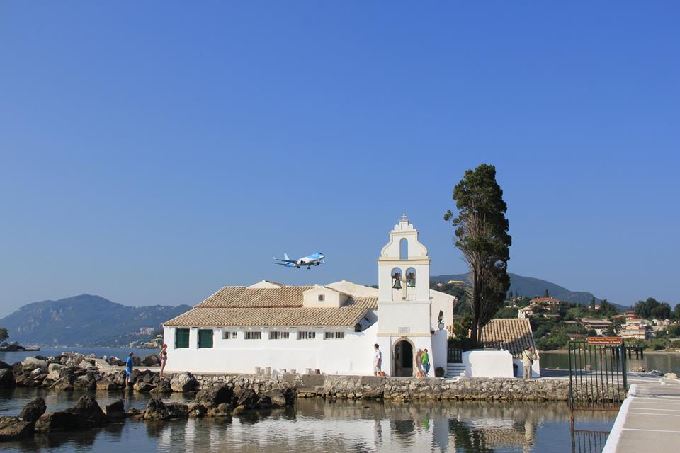 Монастырь Влахерна, Корфу
