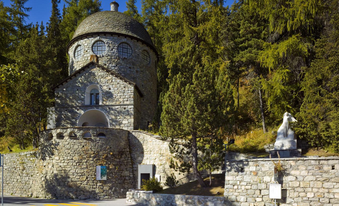 Музей Джованни Сегантини
