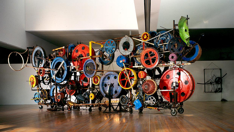 Музей Жана Тингели