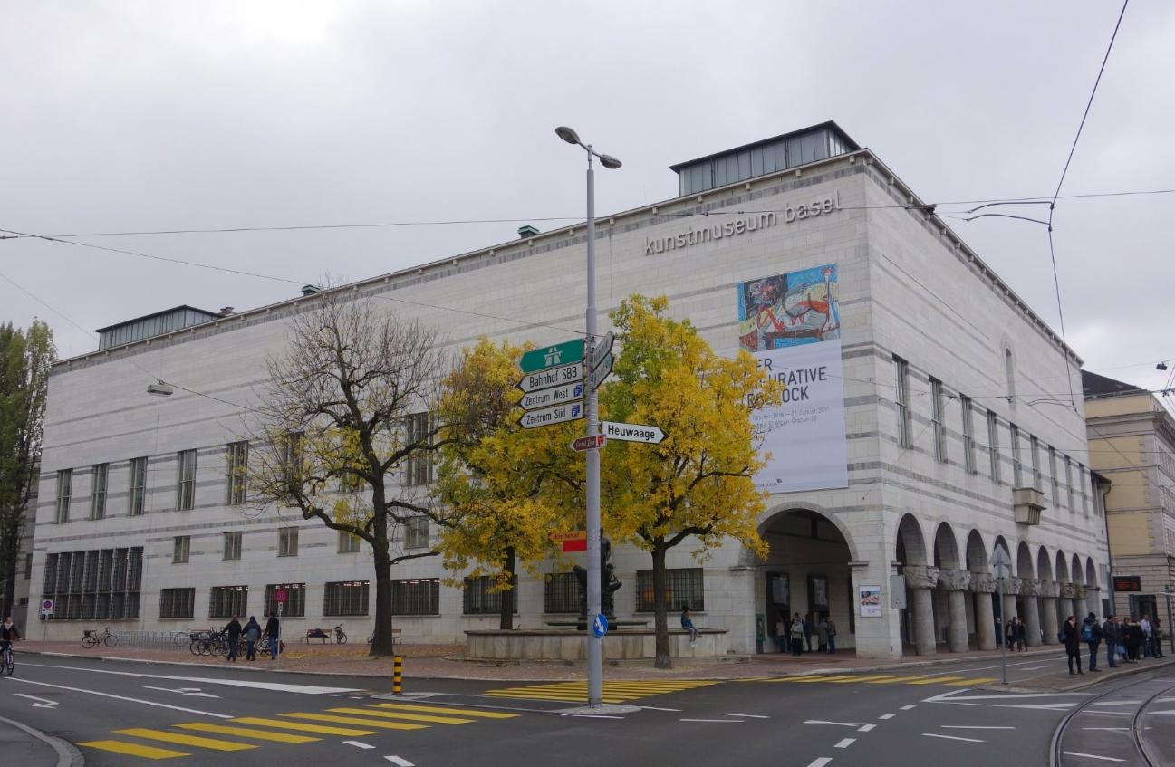 Музей изобразительных искусств Базеля