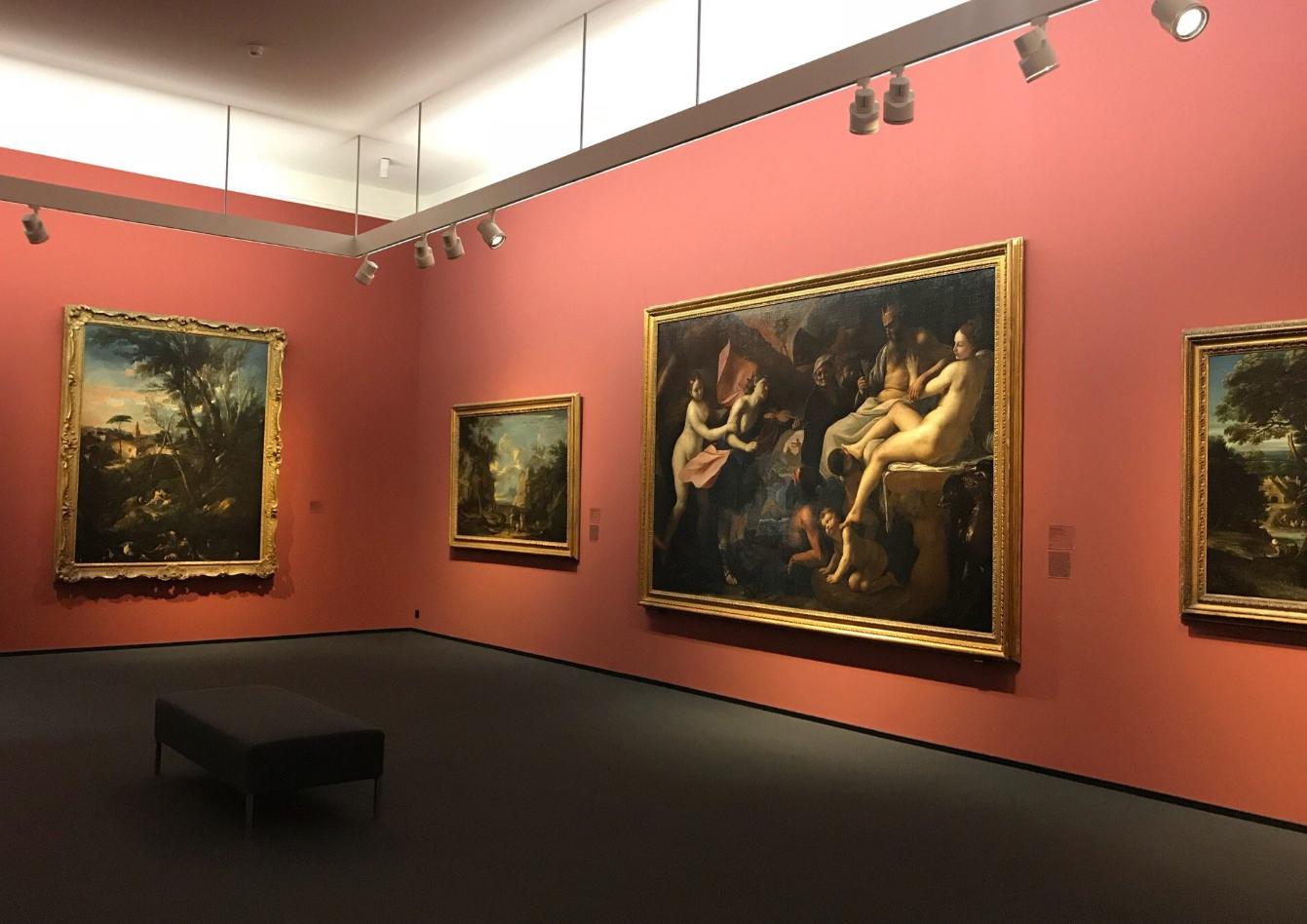 Посещение музея изобразительных искусств Цюриха