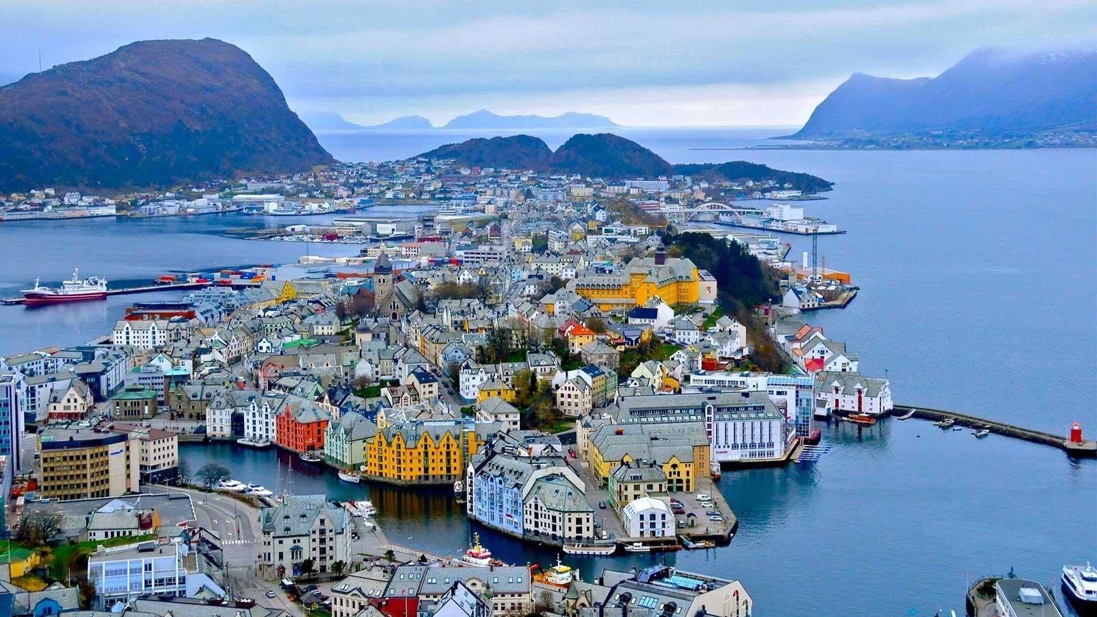 Норвегия в рейтинге самых образованных стран