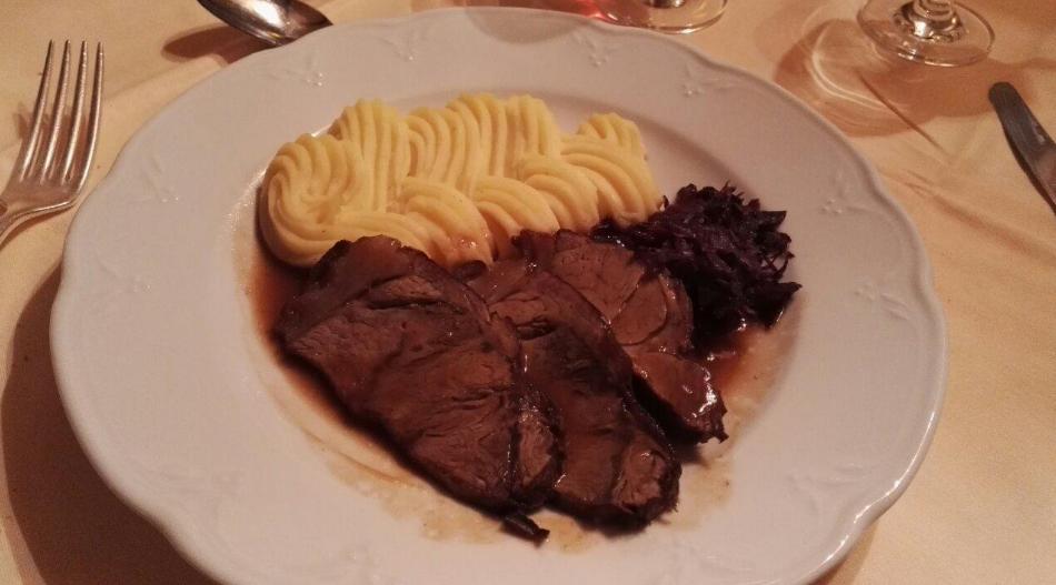 Обед в Gornergrat-Dorf