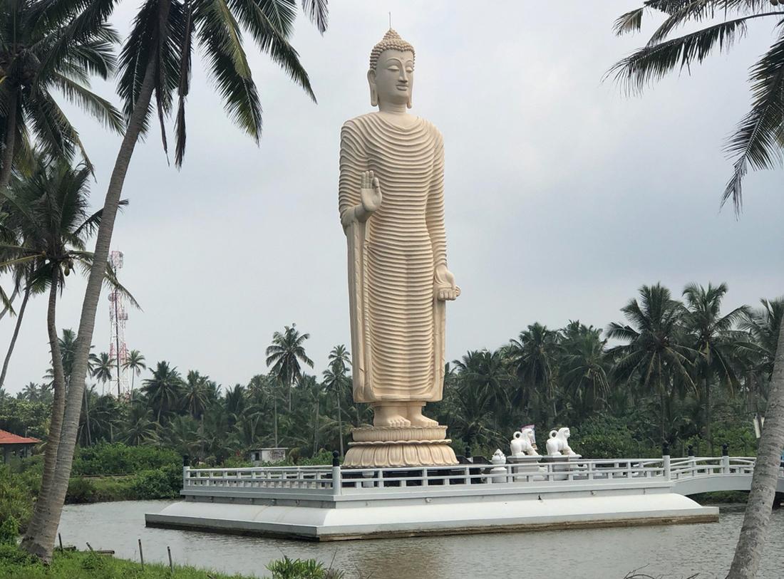 Памятник жертвам цунами, Хиккадува