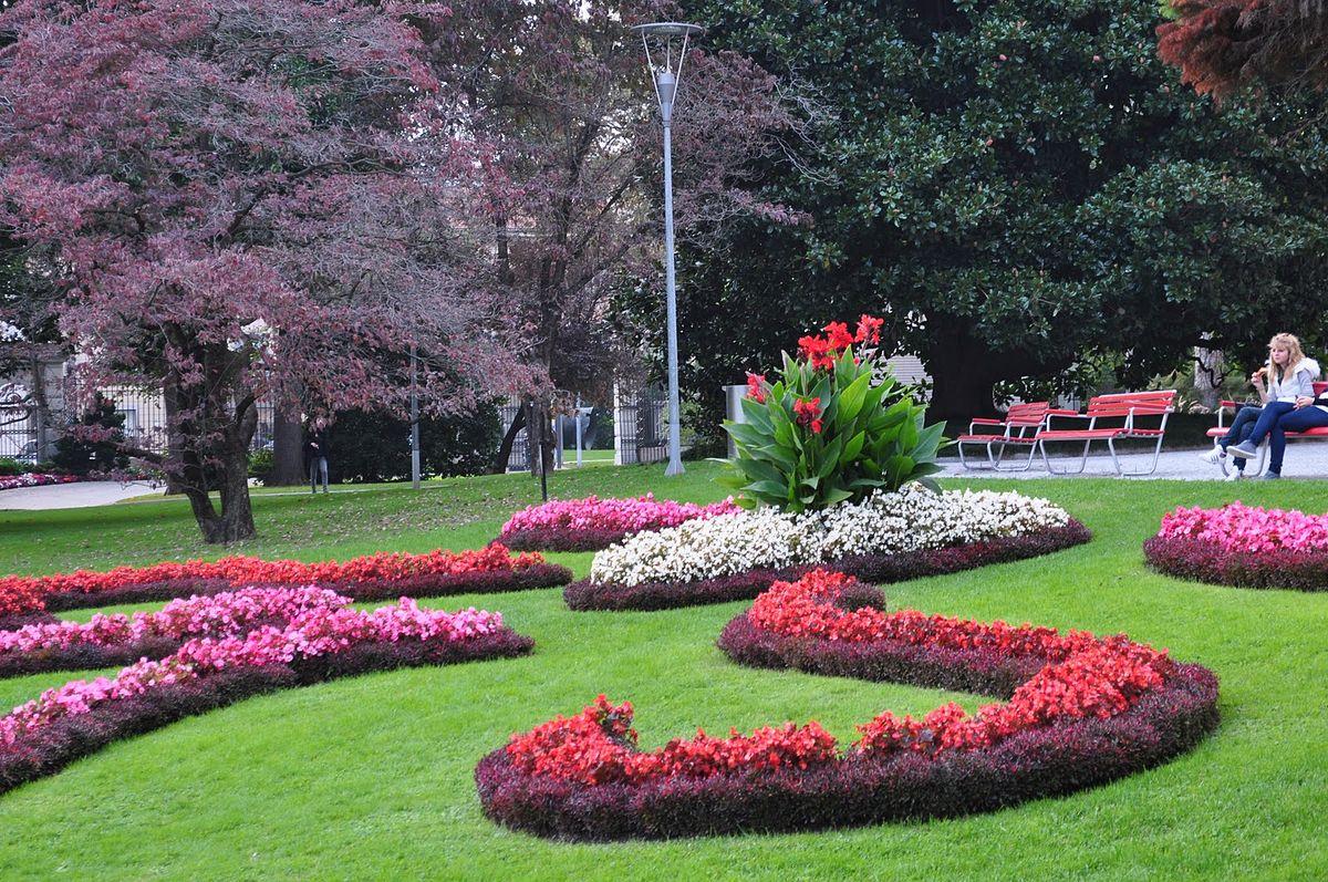 Парк Civico Ciani