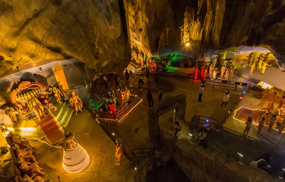Пещера эпоса Рамаяна