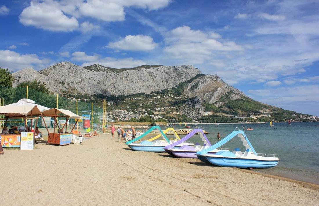 Шестикилометровый пляж Дуче