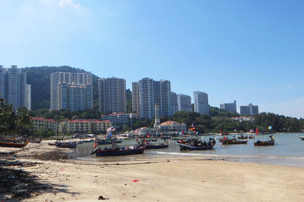 Пляж Танджунг-Бунгах, Пенанг