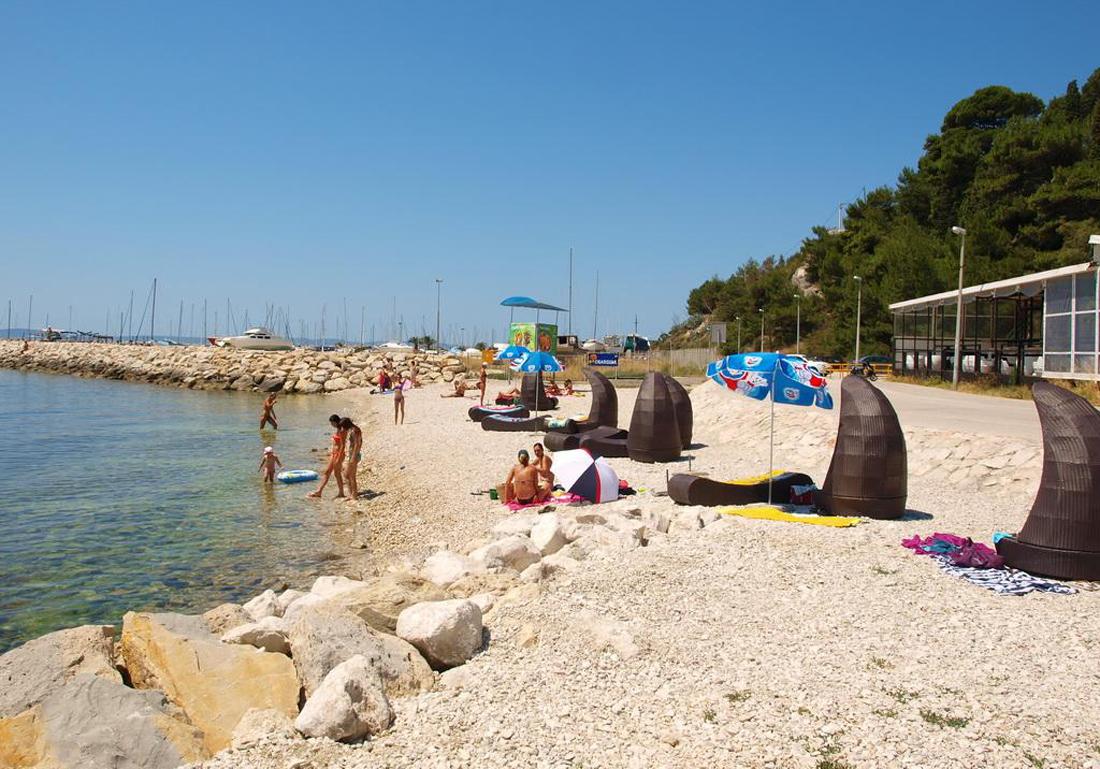Пляж Трстеник