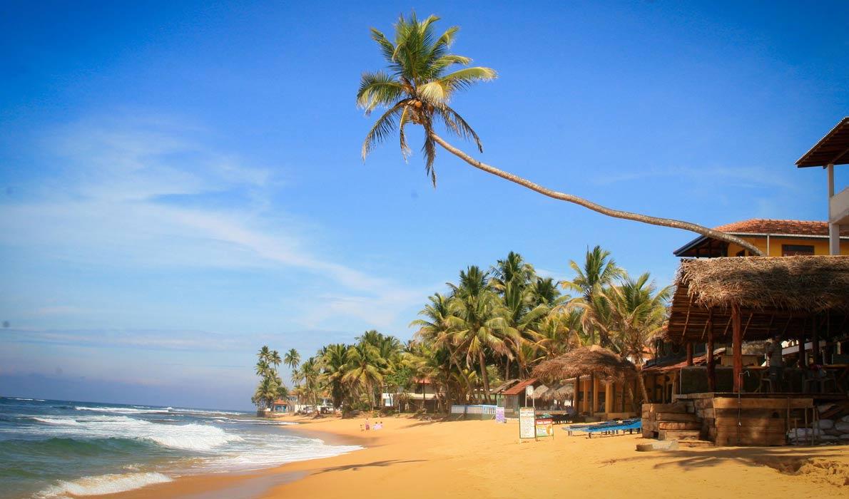 Шри-Ланка, юго-западное побережье