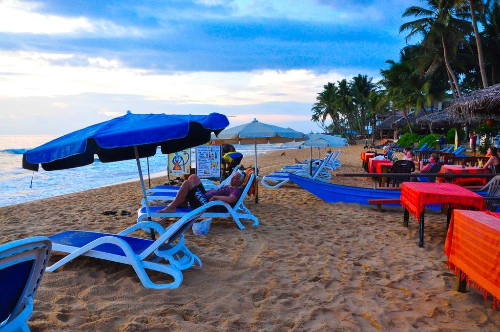 Пляж у отеля Blue Note