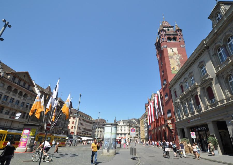 Рыночная площадь, Базель