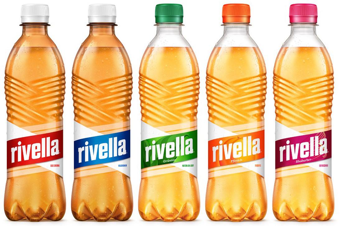 Лимонад Rivella