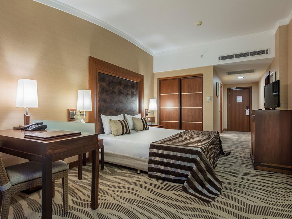 Так выглядит номер в отеле Rixos Sungate