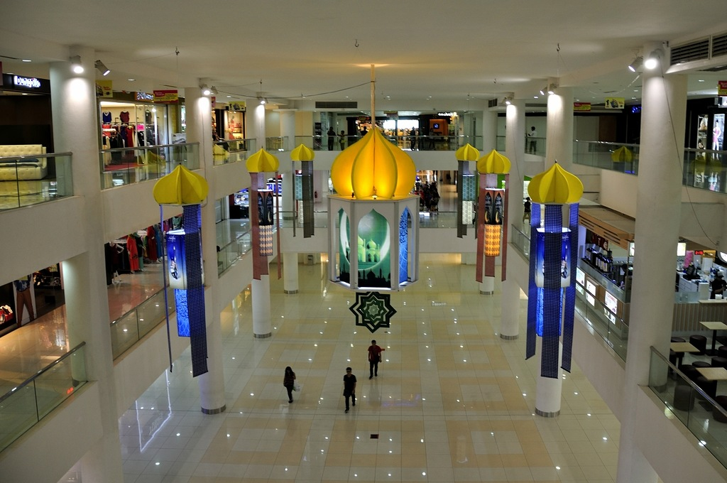 Торговый центр Suria Sabah