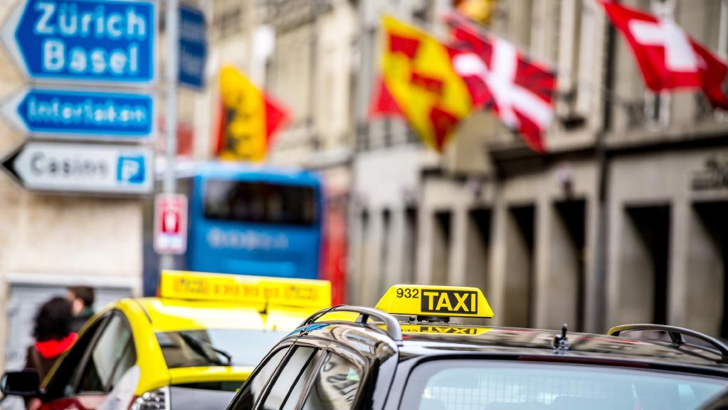 На такси из Цюриха