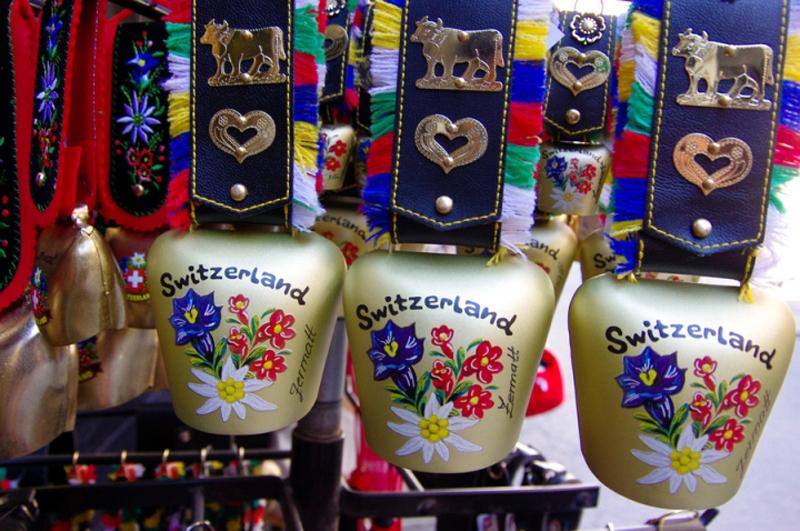 Швейцарские колокольчики