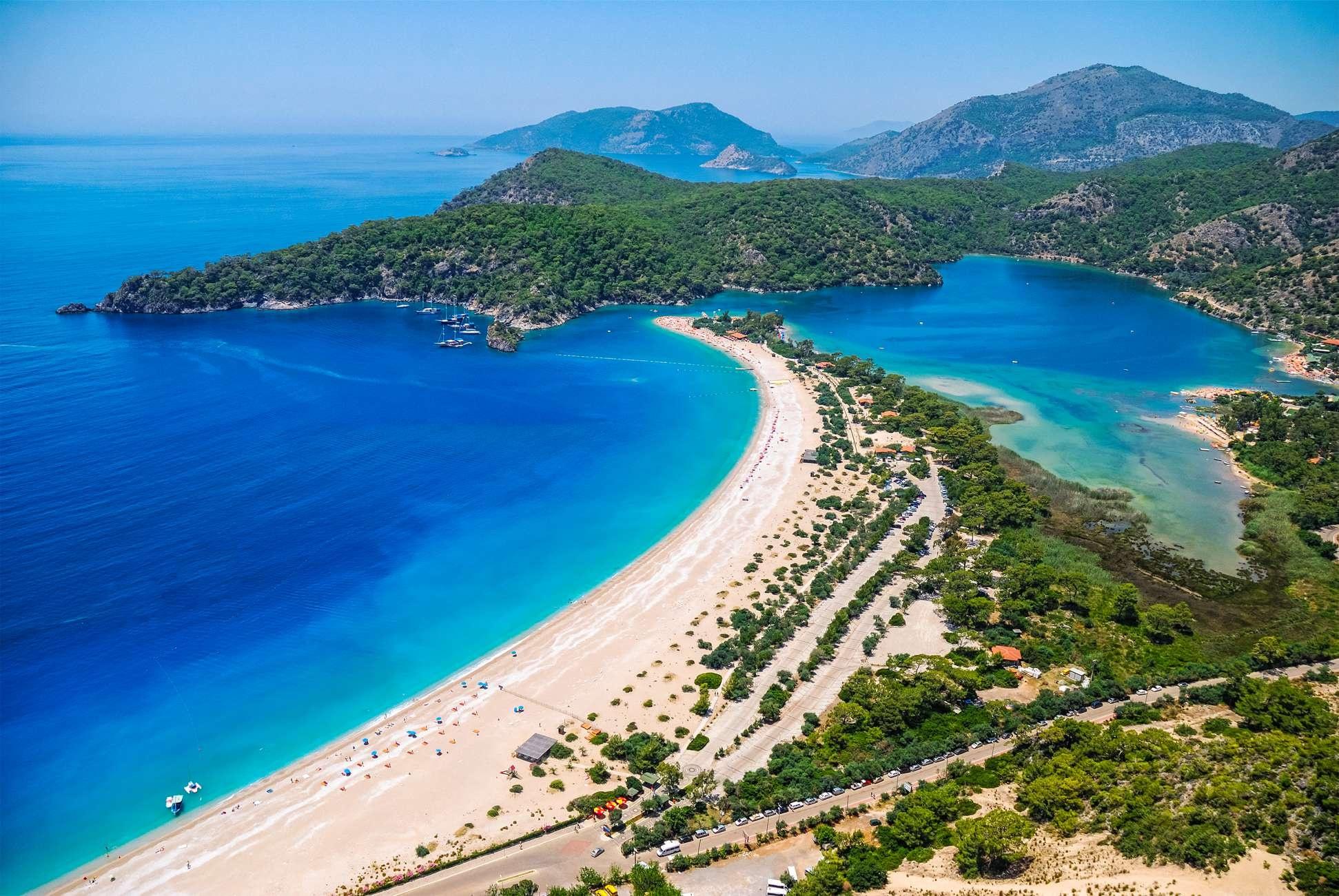 Отдых на море в Турции
