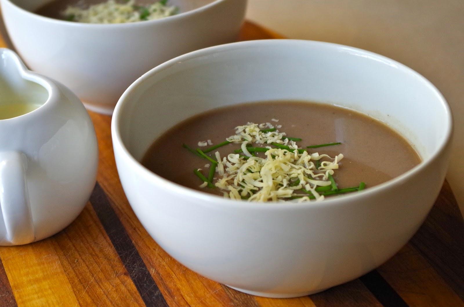 Суп Mehlsuppe
