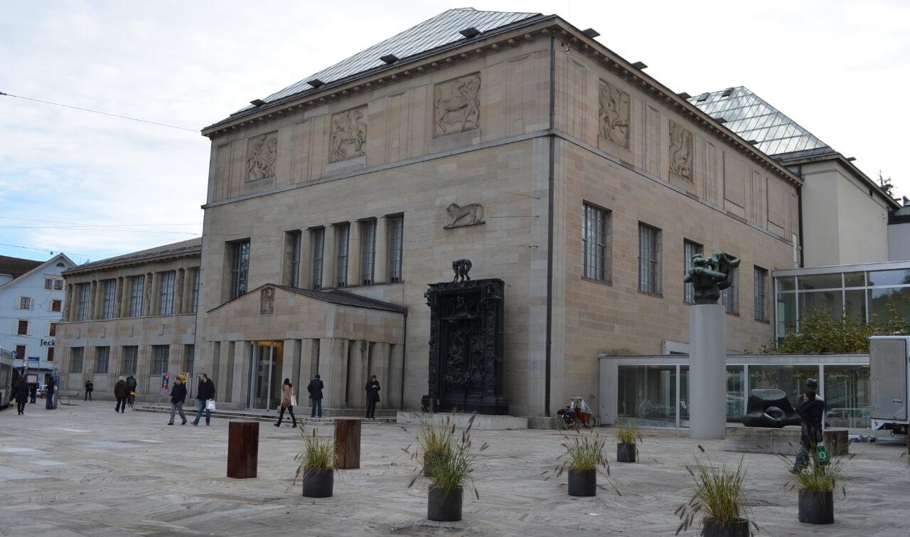 Музей изобразительных искусств Цюриха
