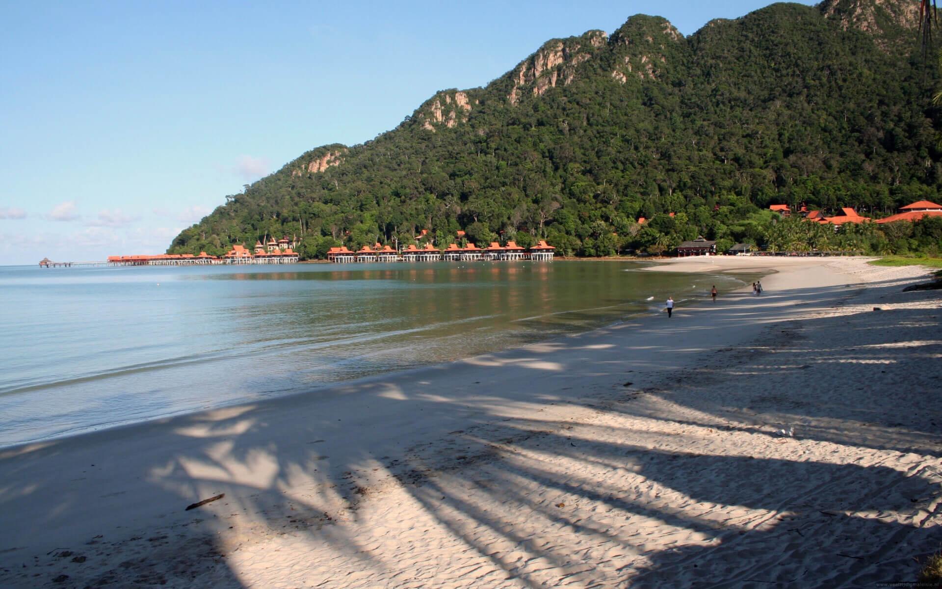 Пляж Бурау Бэй