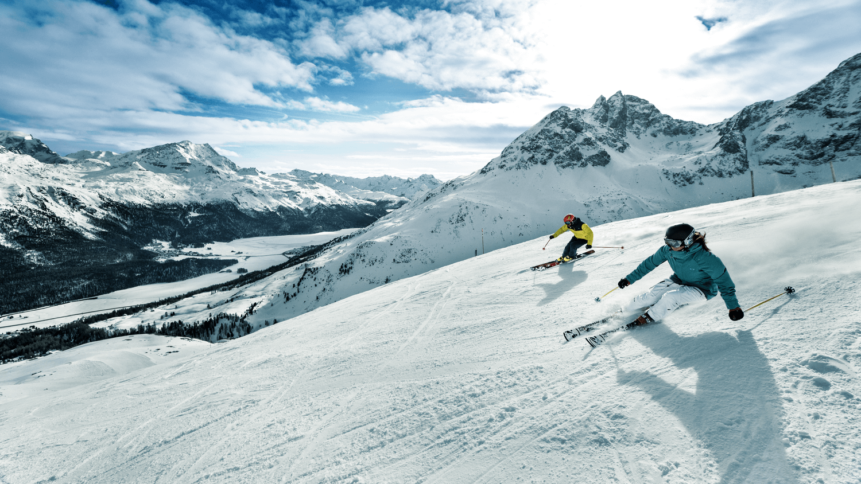 Санкт-Мориц – горнолыжный курорт в Швейцарии