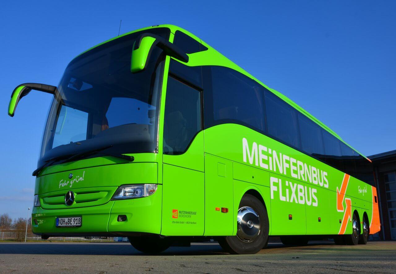 Автобусом до Роттердама