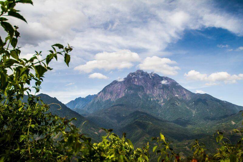 Гора Кинабалу