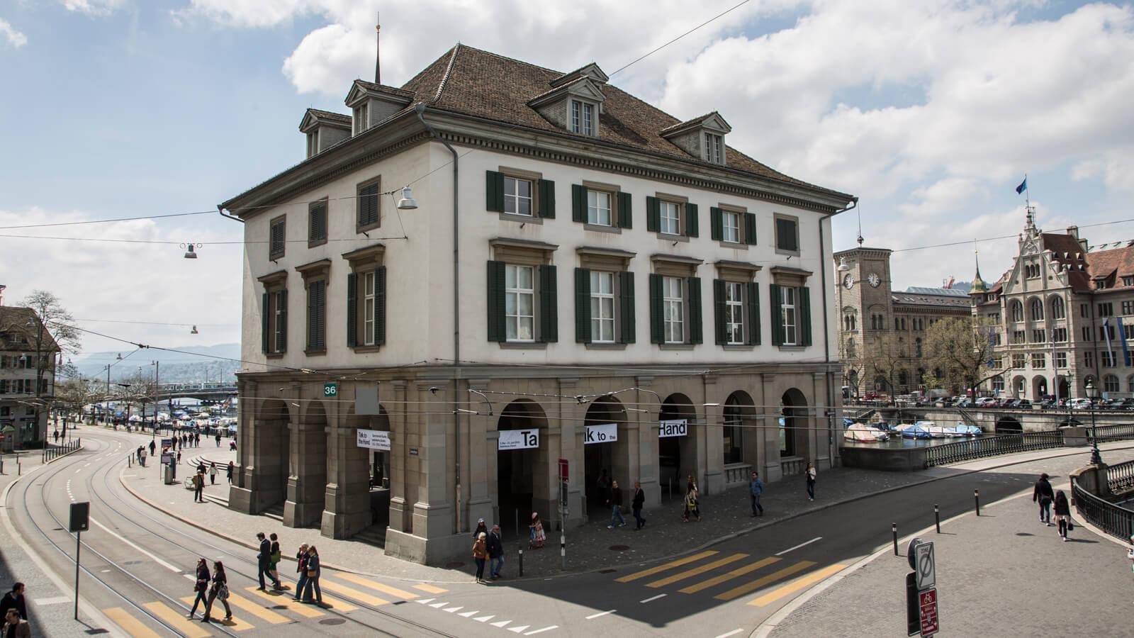 Галерея Helmhaus, Цюрих