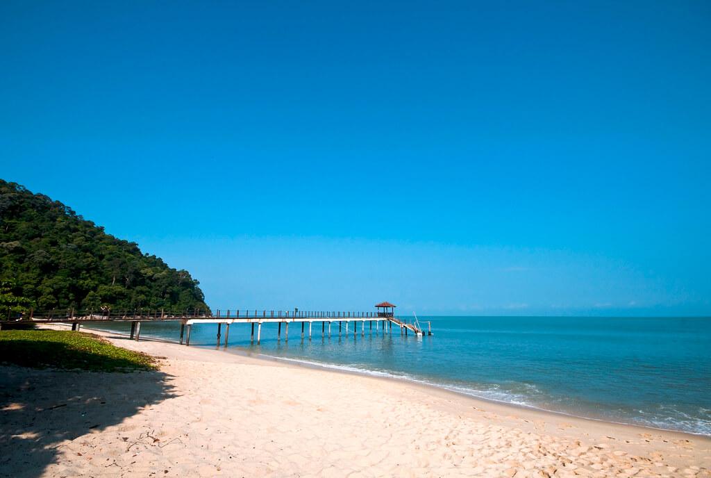 Пляж Керакут