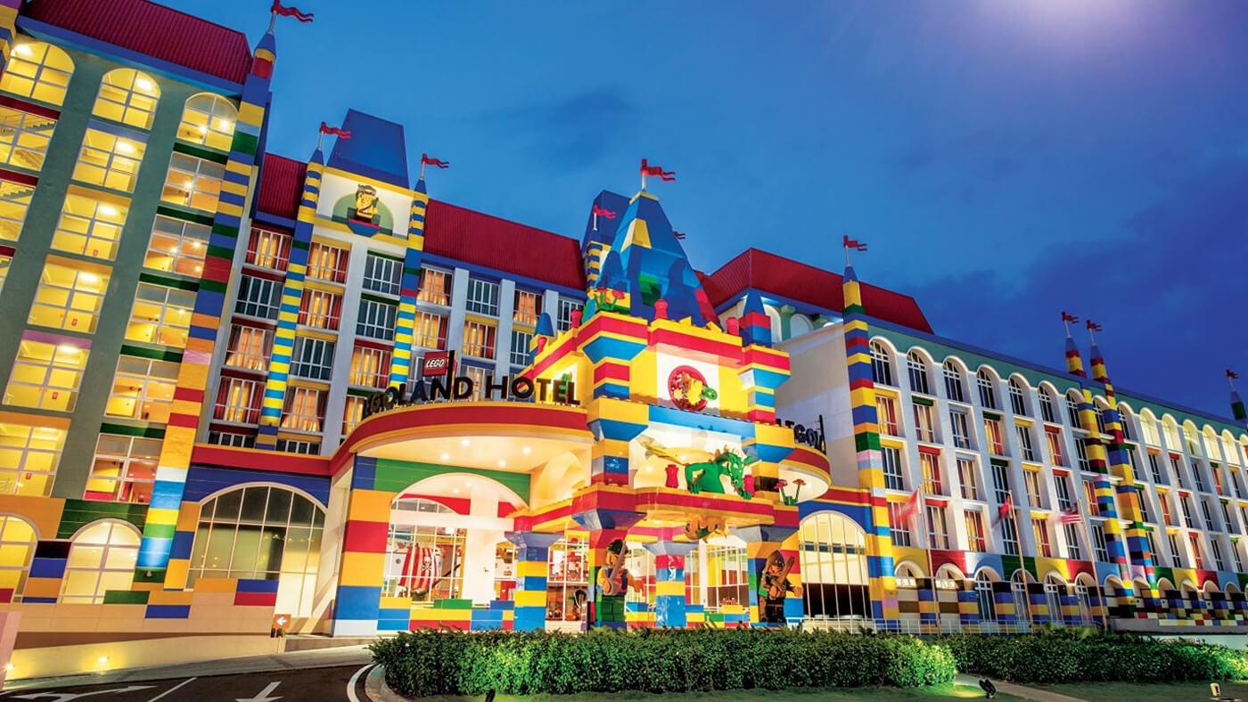 Отель LEGOLAND Hotel в Джохор-Бару