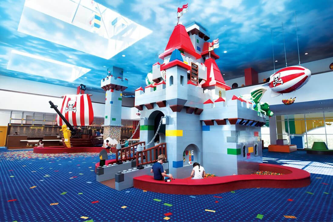 В Legoland Malaysia