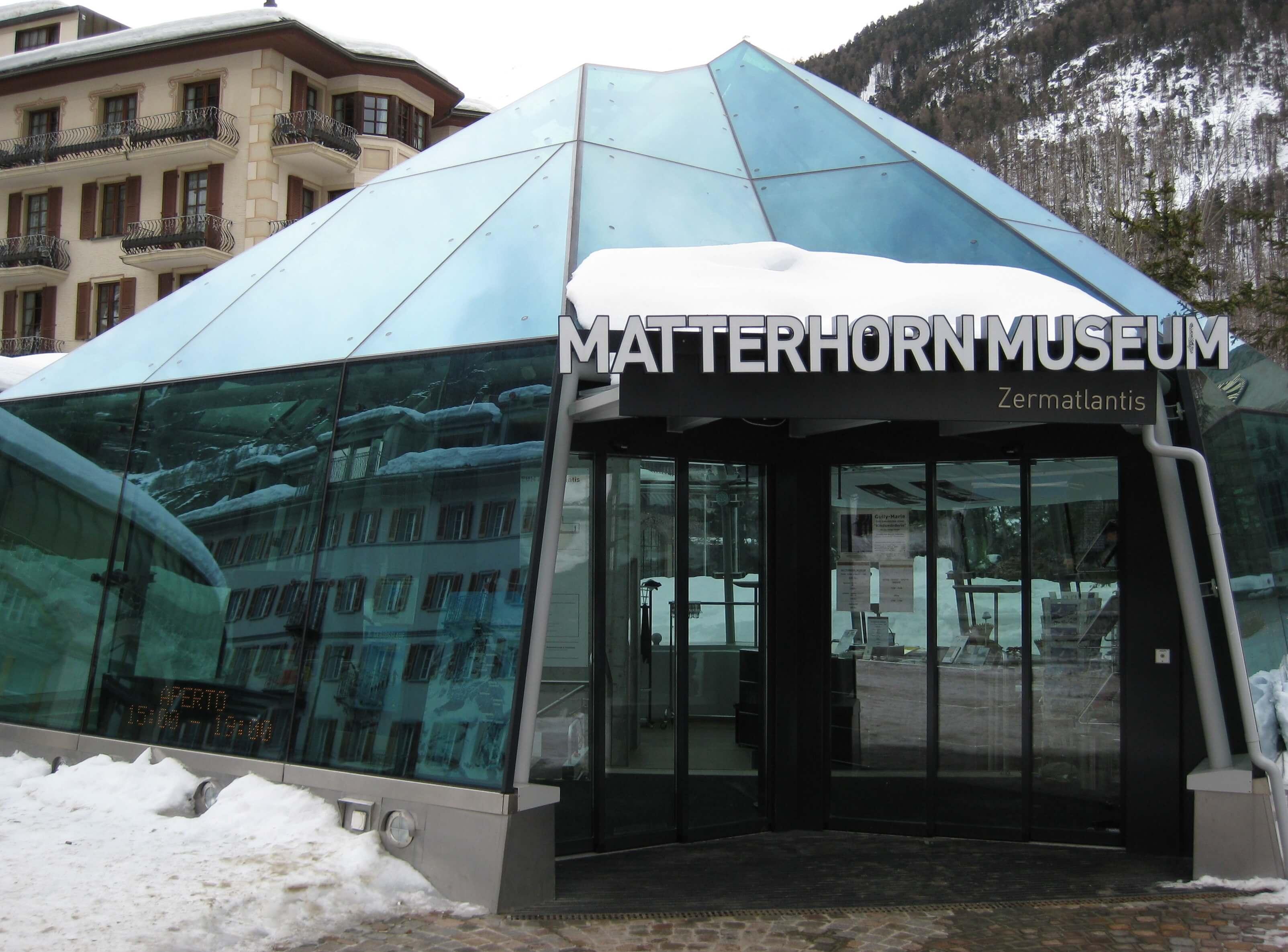 Музей Matterhorn Museum