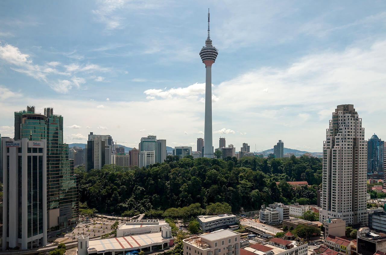 Телевизионная башня Менара (Menara Kuala Lumpur)