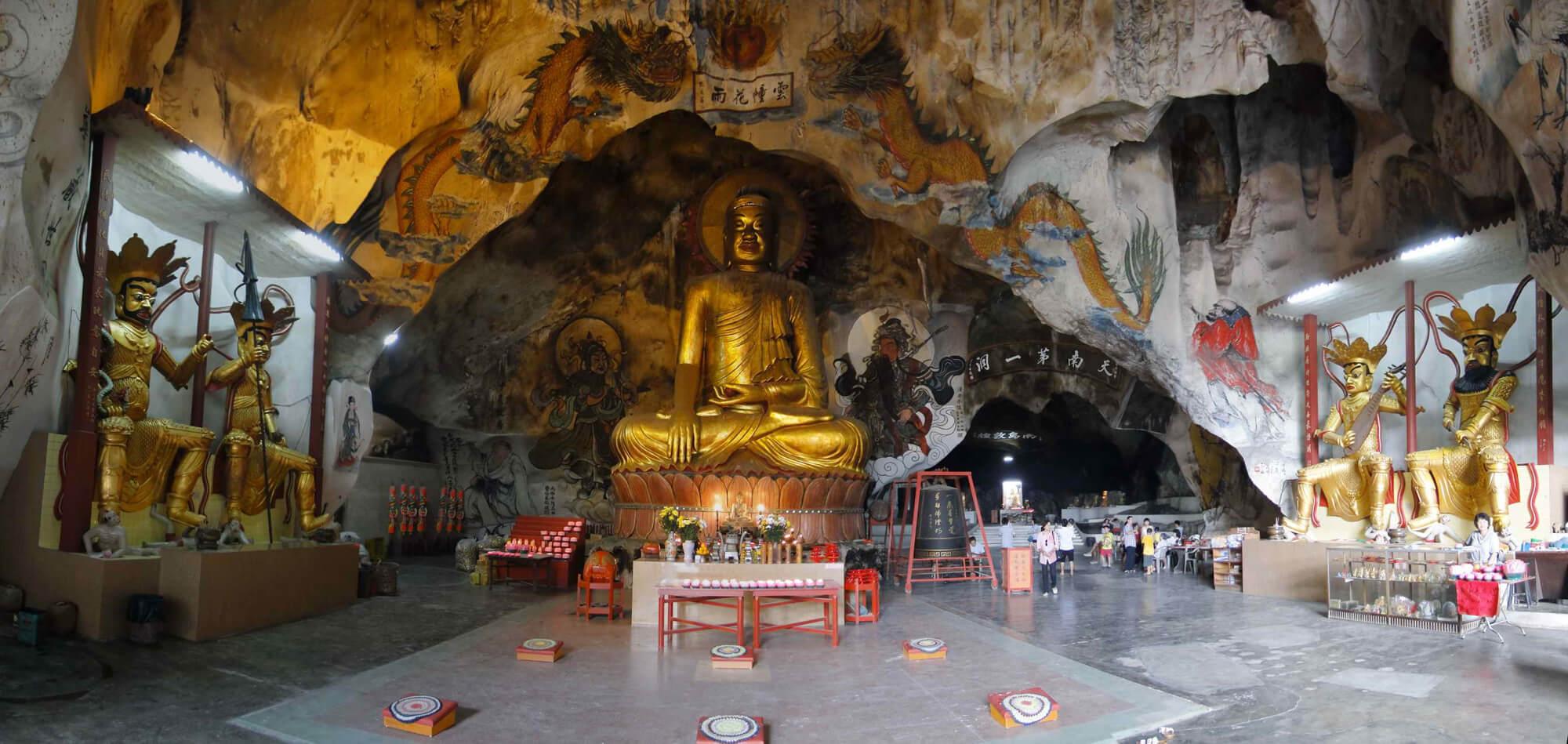 Пещерный храм Перак