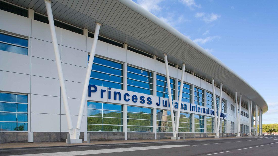 Аэропорт Принцессы Юлианы