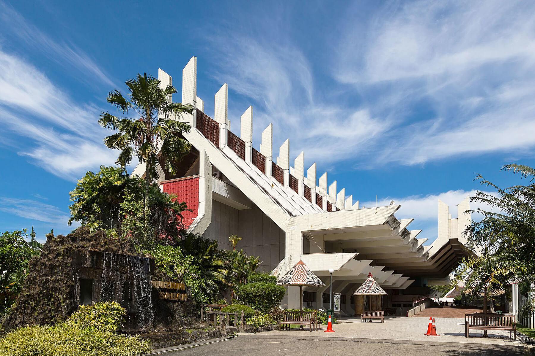 Музей штата Сабах Sabah State Museum