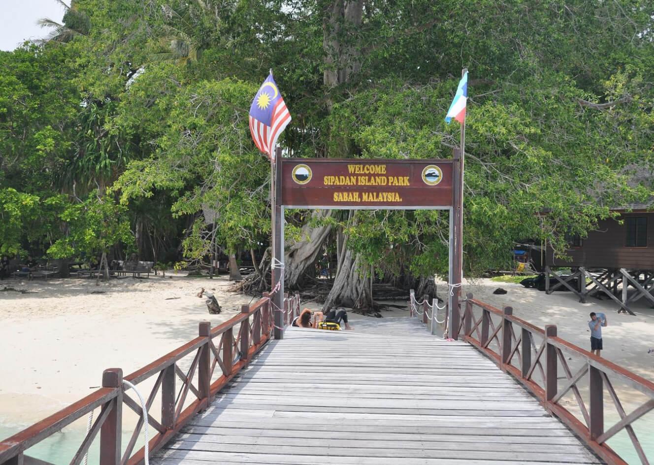 Национальный парк Сипадан (Sipadan National Park)