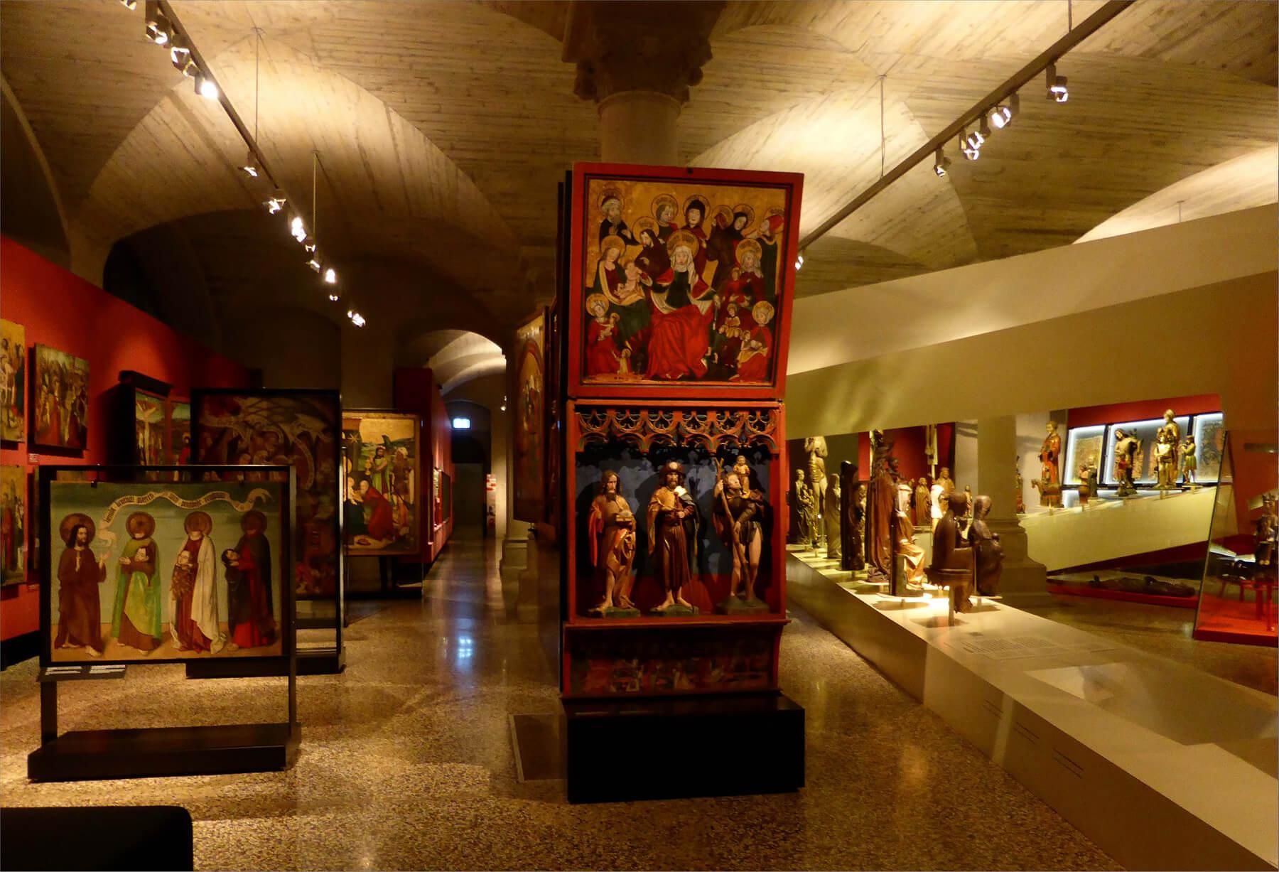 В Швейцарском национальном музее