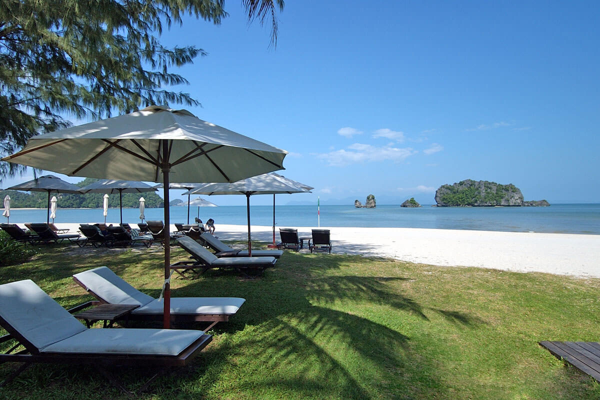 Пляж Tanjung Rhu