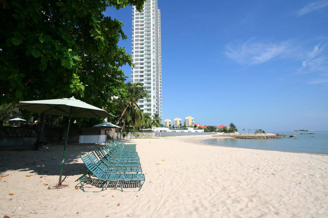 Пляжный отдых на острове Пенанг