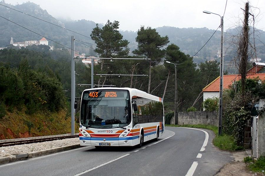 Автобус до Синтры