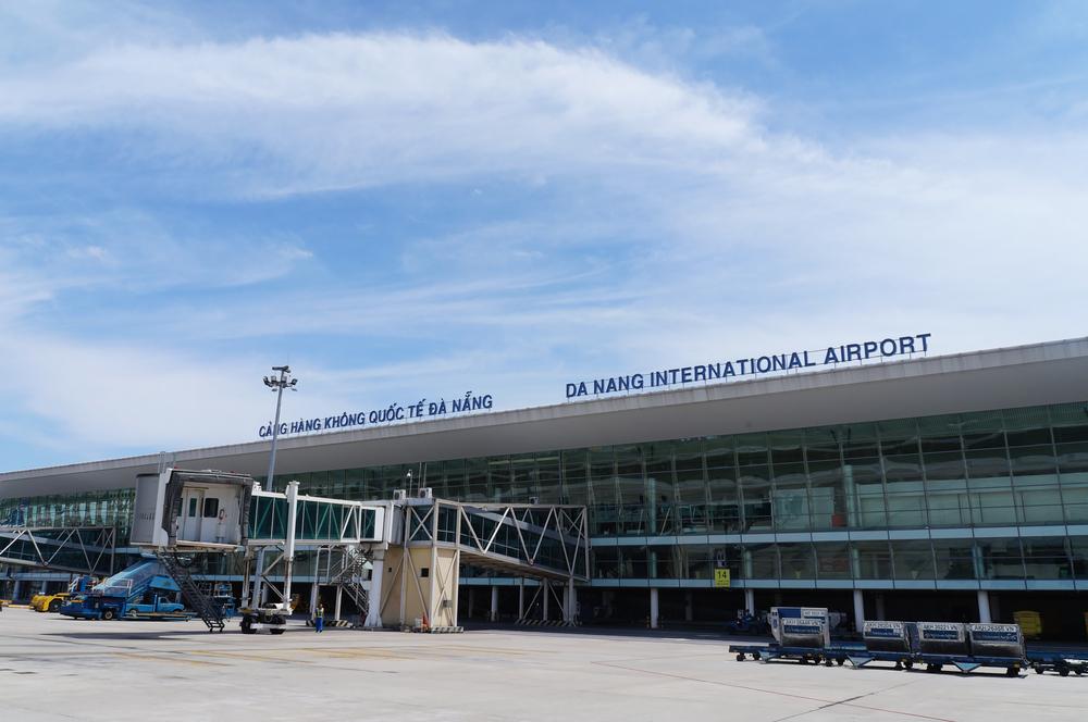 Аэропорт в Дананге