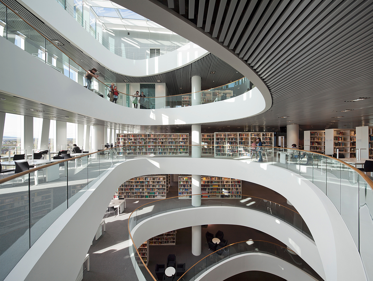 Библиотека Абердинского университета