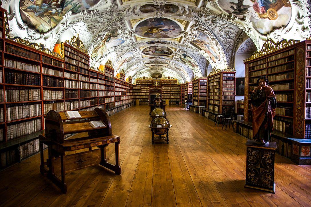 Библиотека Клементинум