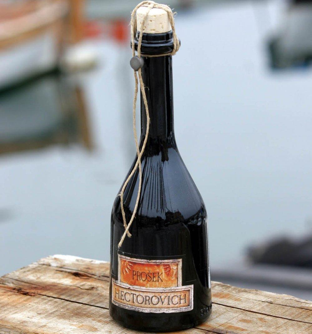Бутылка Prošek