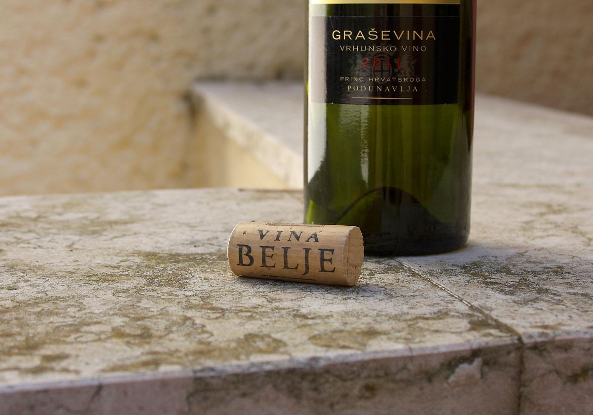 Вино Vina Belje Grasevina